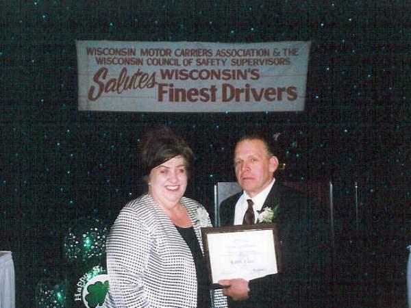 Hribar Logistics - Raplh Award