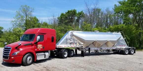 Hribar Logistics Truck 2019